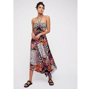 Free People California Love Maxi Dress Botanicomb